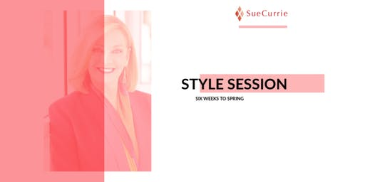Saturday Style Sessions