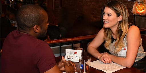 Speed Dating For Singles 25-35