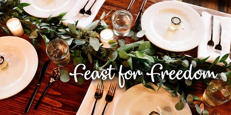 Feast For Freedom tickets
