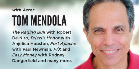 FREE ACTING CLASS WITH TOMMY MENDOLA tickets