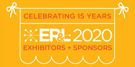 2020 ER&L Annual Conference - Exhibits & Sponsorship tickets