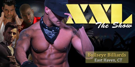 Men in Motion LIVE!  Male Revue East Haven CT tickets