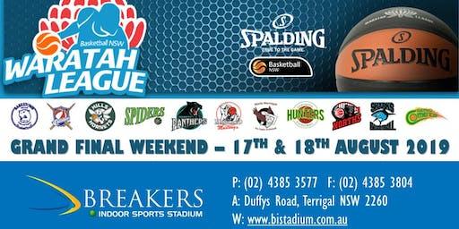 NSW Spalding Waratah League Finals