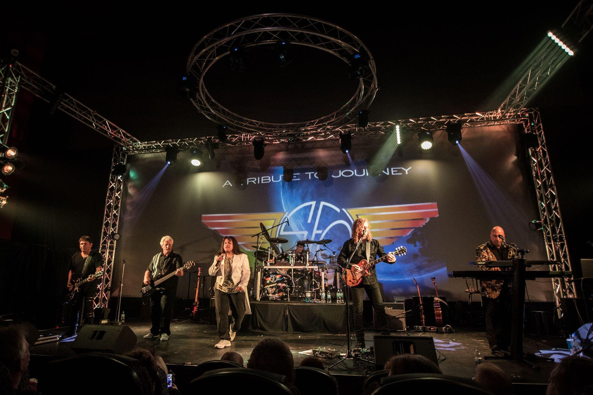 SFO - A Tribute to Journey at TAK Music Venue