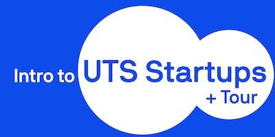 Intro to UTS Startups + Tour