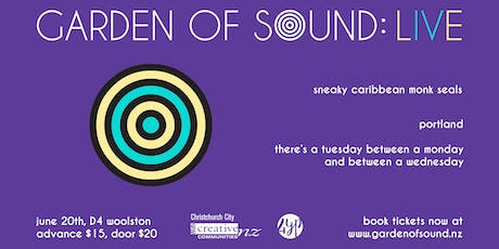 Garden of Sound:LIVE tickets