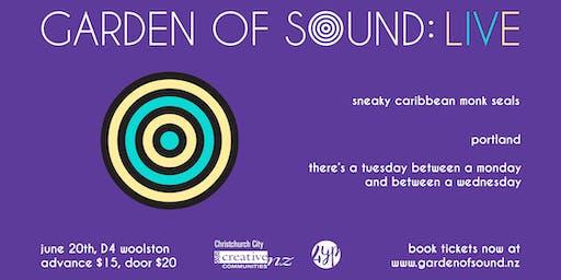 Garden of Sound:LIVE