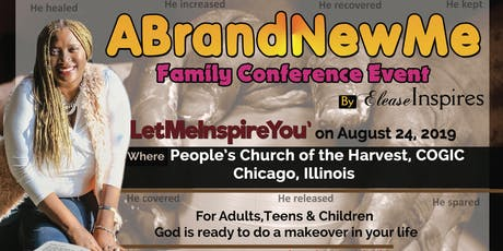 ABrandNewMe Conference  tickets
