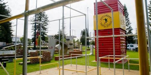 City of Fremantle Parkour Workshop 8+ years