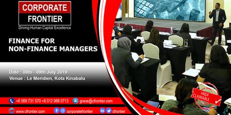 Finance For Non-Finance Managers tickets