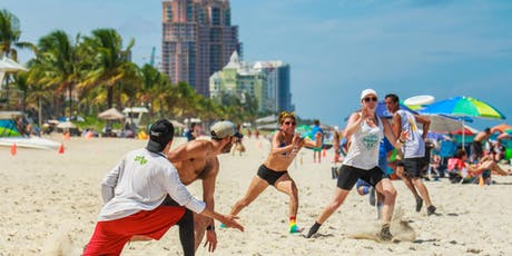 Sunday - Ultimate Frisbee @ the Beach tickets