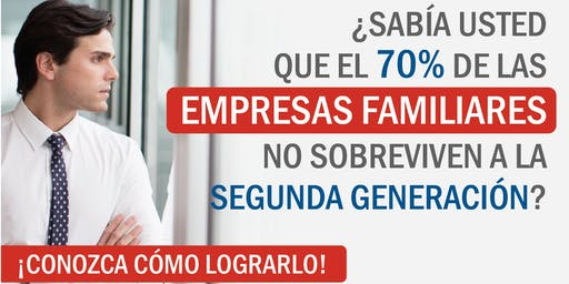 """Seminario """"5 Caminos p/ganancias masivas - Apalancando la Empresa Familiar"""""""