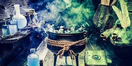 Witches' Conclave - Magical Formulary tickets