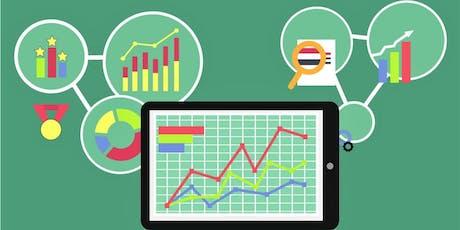 Analytics - Descriptive, Predictive, Prescriptive, Big Data & R Programming tickets