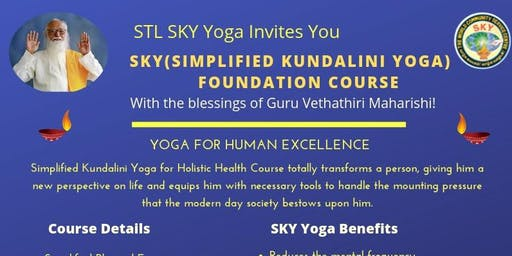 SKY Foundation Course For Human Excellence- * June Batch:3*