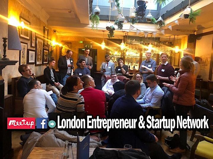 London's Biggest Tech & Entrepreneur Professional Networking Soriee image