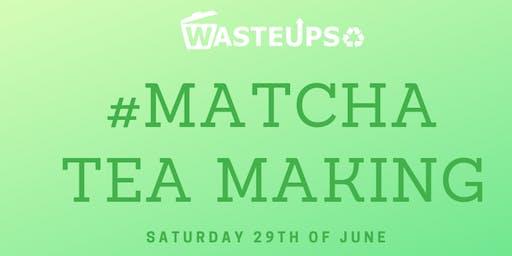 Matcha Tea Tasting & Blending Class