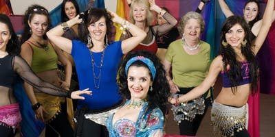 BELLY DANCE 10 Classes $30! FLASH SALE 75% OFF! Newbies to Nayima's Only!