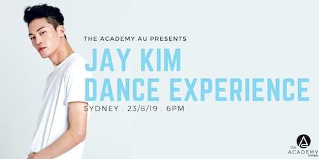 Jay Kim Dance Experience - Sydney tickets