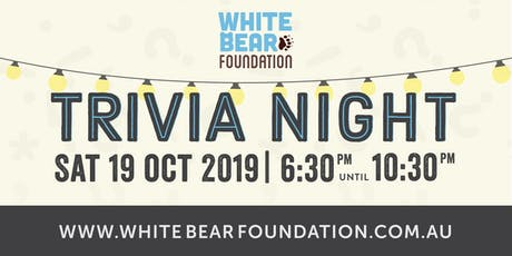WBF Trivia Fundraising Event  tickets