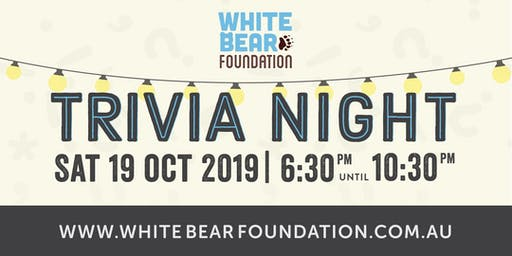 WBF Trivia Fundraising Event