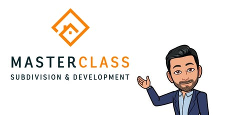 Subdivision & Development Masterclass  tickets