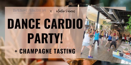 Dance Cardio Party + Champagne Tasting tickets
