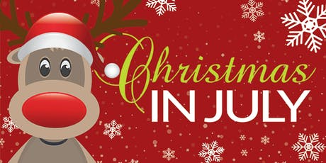 Christmas in July 2019 tickets