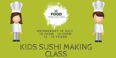Teens Sushi Making Class