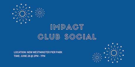 Club Social: Picnic at the Quay  tickets
