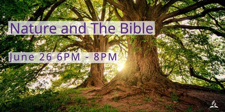 Nature and The Bible tickets