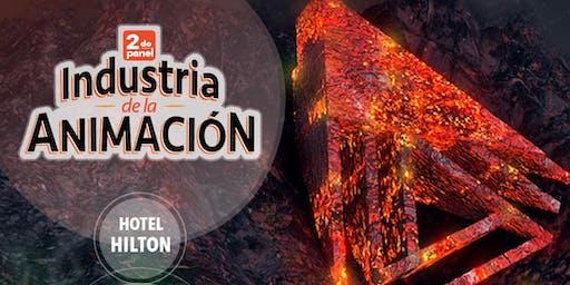 2do PANEL: INDUSTRIA DE LA ANIMACIÓN  by: PANAMA ANIMATION