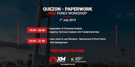 XM CLASS QUEZON CITY 2019 - EDUCATION MATTERS tickets