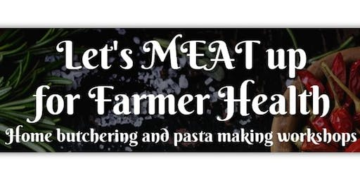 Let's Meat up for Farmer Health