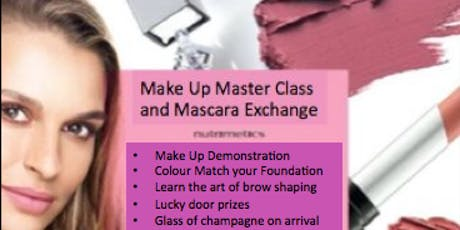 Make Up Masterclass tickets