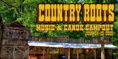 Country Roots Campout tickets