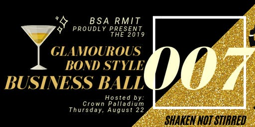 2019 RMIT BSA Business Ball