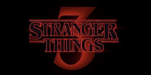 Netflix Stranger Things 3 - Premiere Screening