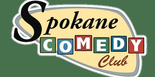FREE TICKETS! SPOKANE COMEDY CLUB 7/16 Stand Up Comedy Show