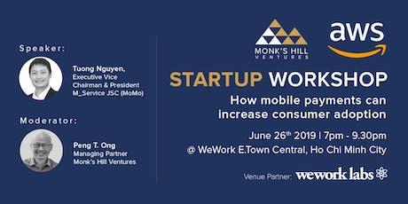 Startup Workshop HCMC tickets