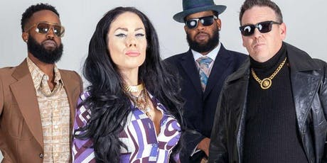 Blues on the Banks with Laura Rain and the Caesars tickets