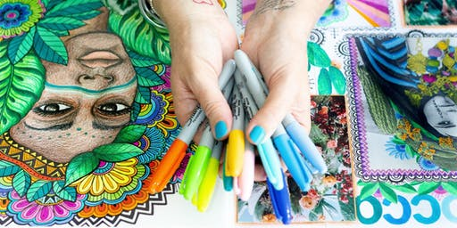 ZERRIN PRESENTS | Illustration Workshop with Vicky Harris