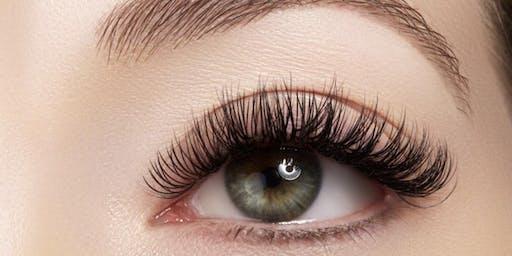 Online Eyelash Extension Certification!