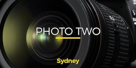 Photo Two I Sydney I Intermediate tickets