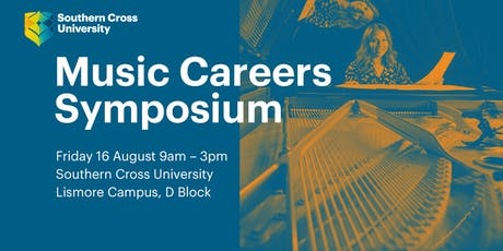 School of Arts and Social Sciences, Music Careers Symposium tickets