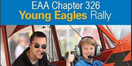 EAA Young Eagles Flights Puyallup