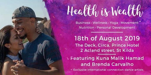 Health is Wealth Retreat - Sun 18th August