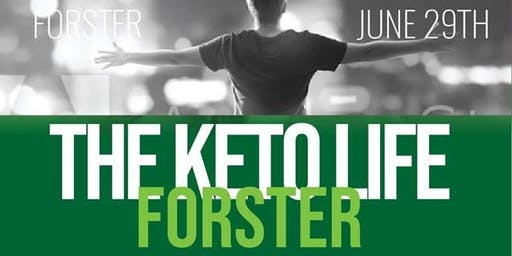The Keto Life Forster