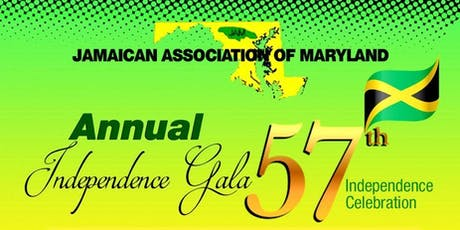 2019 Jamaican Independence Gala tickets