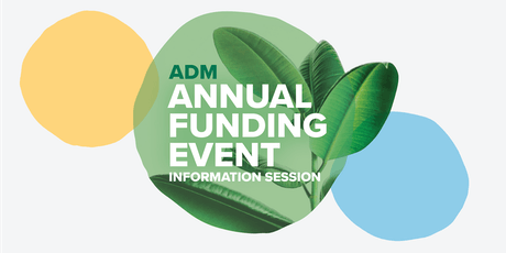 Information Session: 2019 Annual Funding Event Applications tickets